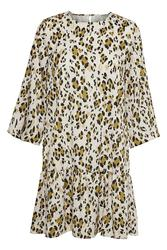 GESTUZ - Leopa Dress - Golden Leopard