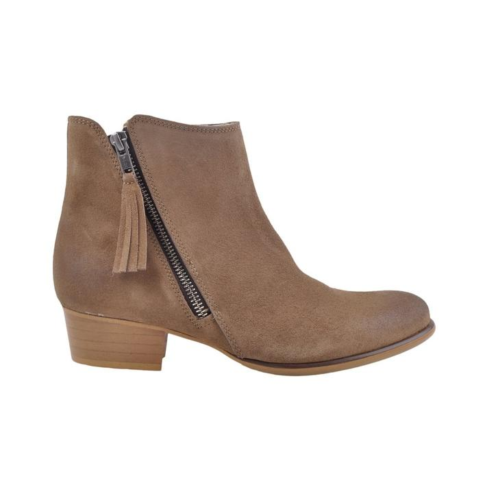 SOFIE SCHNOOR - S171720 - Rå Classic Low Boot støvlet - Taupe