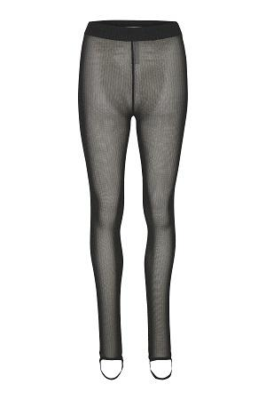 GESTUZ - Klohe Tights - Sort
