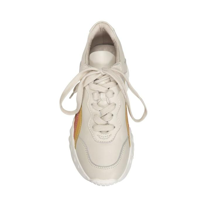 SOFIE SCHNOOR - S191658 - SNEAKERS  Rainbow - Off-white