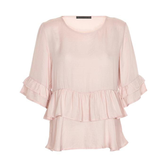Educe Benna Bluse Dusty Rose